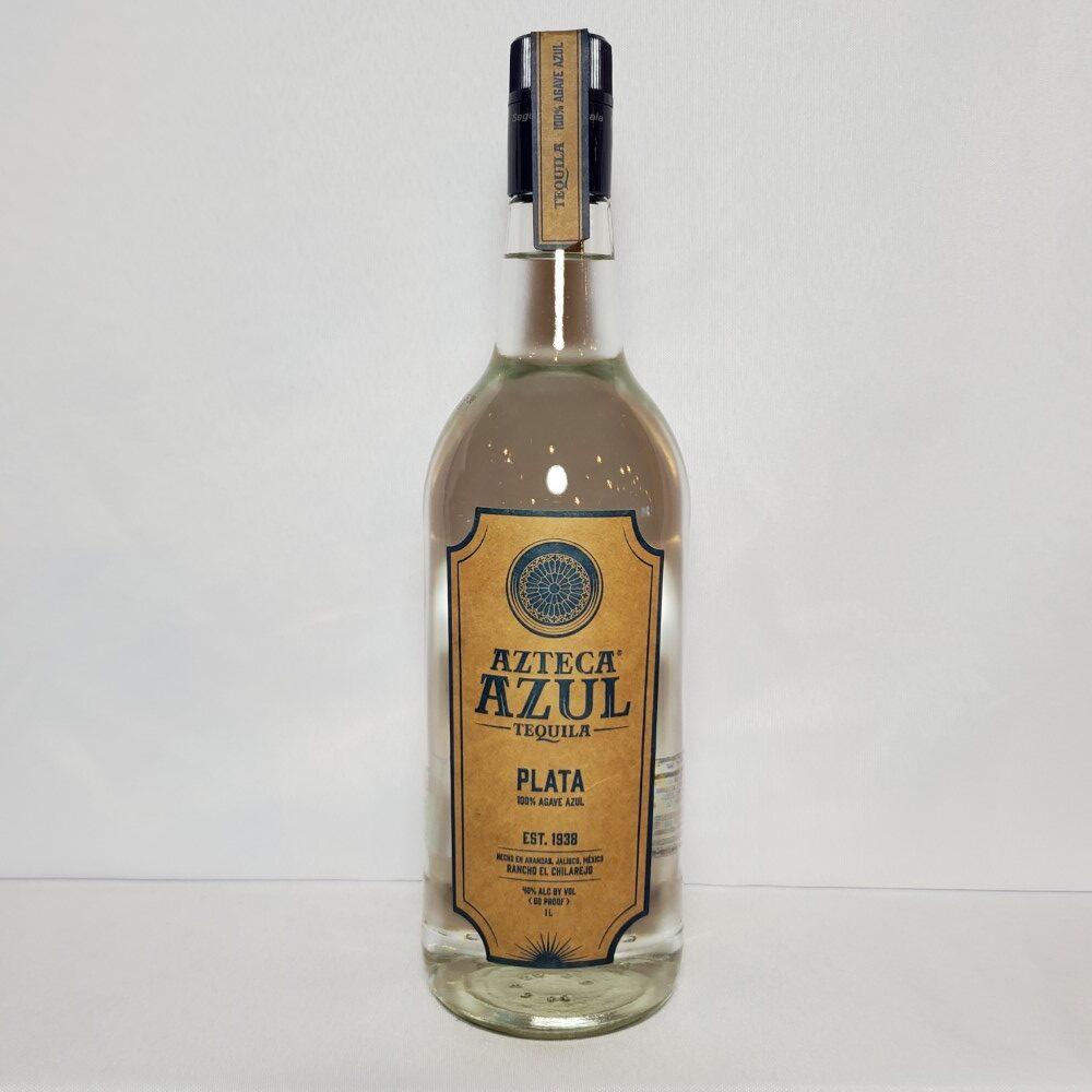 Azteca Azul Tequila Plata 1l Nosvino