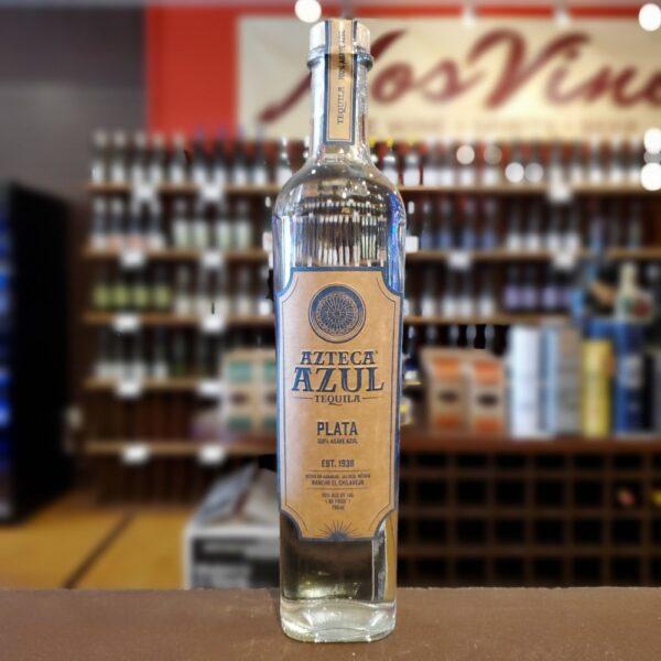 Azteca Azul Tequila Plata