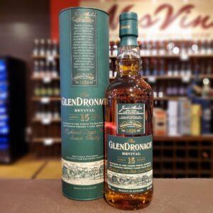 Glendronach 15yr Single Malt Scotch