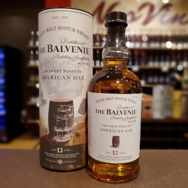 Balvenie Sweet Toast of American Oak