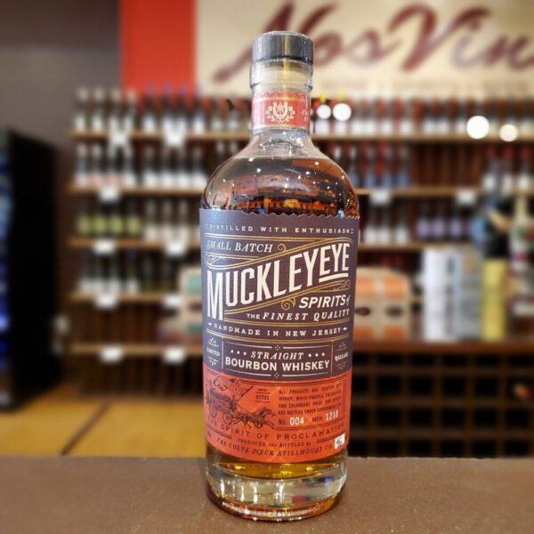 Muckleyeye Bourbon
