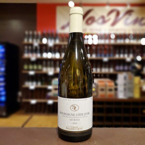 Balland-Curtet Bourgogne Les Buees Blanc