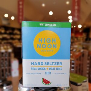 High Noon Watermelon 4pk