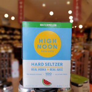 High Noon Watermelon 4pk