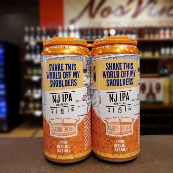 Carton Brewing Shake This World