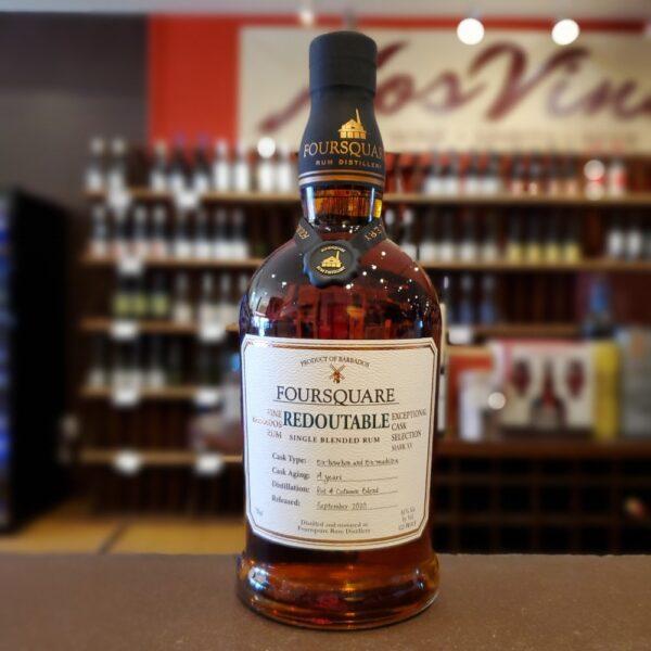 Foursquare Redoutable Rum