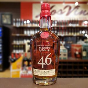 Maker's Mark 46 Cask Strength Bourbon