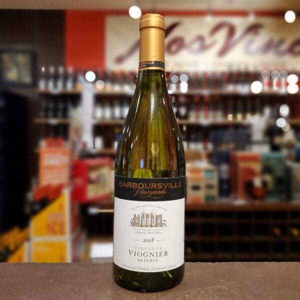 Barboursville Vineyards Viognier Reserve